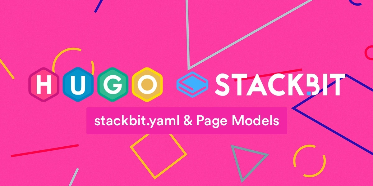 Adding Stackbit to a Hugo theme (part 1/2)