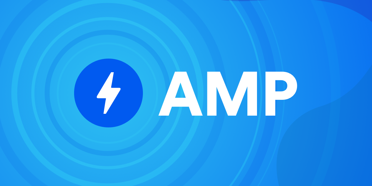 AMP for the JAMstack