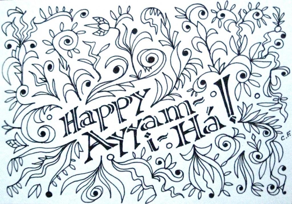 Ayyám-i-Há celebrations