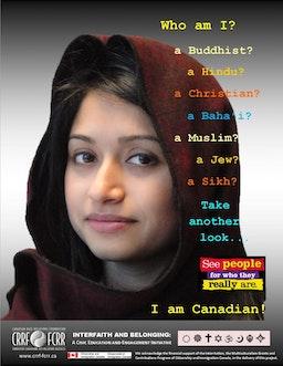 Les bahá'ís contribuent à un projet interconfessionnel de la Fondation canadienne des relations raciales