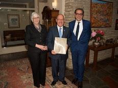 L'Ambassade du Chili célèbre le Temple bahá'í d'Amérique du Sud