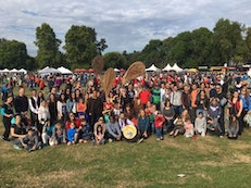 """""""We Are All One"""": Thousands join Walk for Reconciliation in Vancouver"""