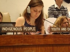 Canadian Baha'is participate in U.N. Sustainable Development session