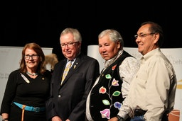 Journey of Reconciliation arrives in Saskatoon