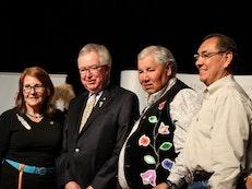 Saskatoon : une étape du parcours de la réconciliation