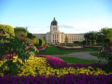 Regina Baha'is celebrate the 100th Anniversary of the Saskatchewan Legislative Building – a National Historic Site of Canada