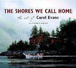 Carol Evans' book celebrates pacific's mystic shores
