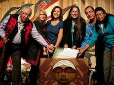 L'Assemblée spirituelle nationale présente son mémoire à la commission de vérité et réconciliation du Canada