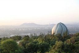 Baha'i Temple of South America Opens - Designed by Canada's Hariri-Pontarini Architects
