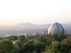 Inauguration du temple bahá'í de l'Amérique du Sud - Une conception du cabinet canadien d'architectes Hariri-Pontarini