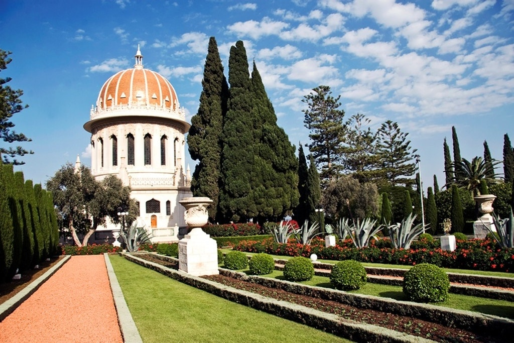 Celebrating the birth of the Bab, the Herald of the Baha'i Faith