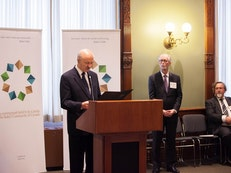 Ontario Legislature marks the bicentenary of Baha'u'llah's birth