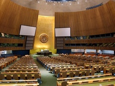 "UN General Assembly again expresses ""deep concern"" over continuing human rights violations in Iran"