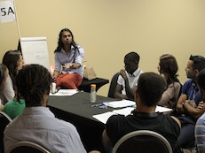 Online publication of videos of the youth conferences held in Canada last summer