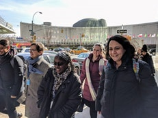 Canadian Baha'is join delegation to the 62nd UN Commission on the Status of Women