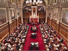 Canadian Senators condemn the Iranian regime for its egregious abuse of human rights