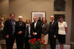 Irwin Cotler Thanked for Defending Baha'is
