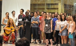 A rousing conclusion to the Montréal and Calgary youth conferences