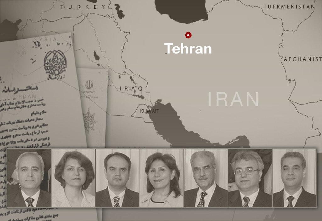 """Shock at """"duplicity"""" as 20-year sentence for Iran's Baha'i leaders is reinstated"""