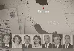 """Stupeur face à la """"duplicité"""" qui rétablit la condamnation à 20 ans pour les responsables bahá'ís iraniens"""