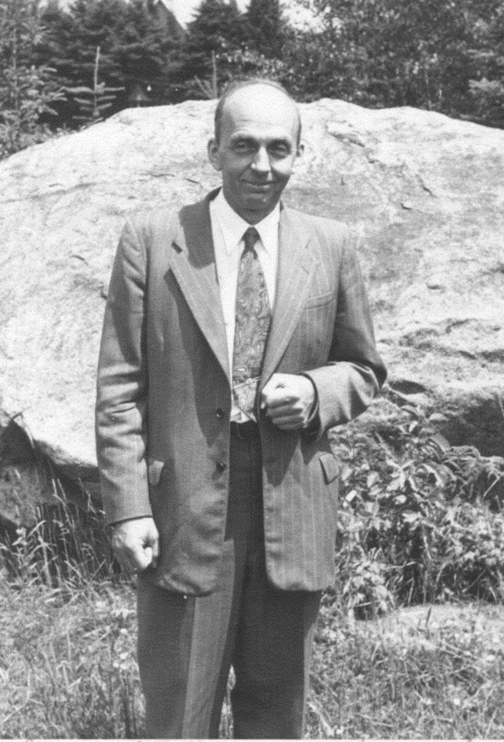 George Spendlove (1897 – 1962)