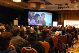 The Canadian Truth and Reconciliation Commission convenes in Montreal