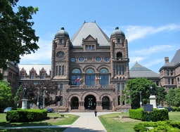 Ridvan festival celebrated in Ontario's Provincial Legislature