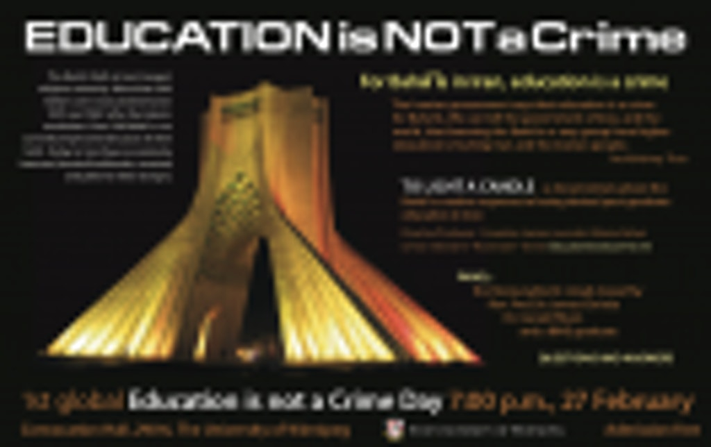 Canada responds to film on the perseverance and persecution of Baha'is in Iran