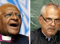 Desmond Tutu and Jose Ramos-Horta join calls for release of Baha'i educators