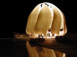 Les architectes de la maison d'adoration du Chili reçoivent un prestigieux prix