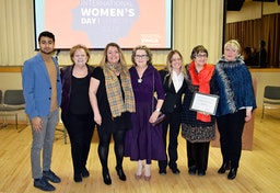 Baha'is of St. Albert celebrate International Women's Day