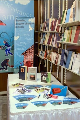 37th Montreal Book Fair attracts throngs of youth
