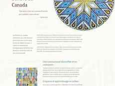 Lancement du nouveau site Web de la communauté bahá'íe du Canada