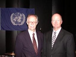 La journée internationale de la paix des Nations Unies