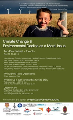 Exploring the moral dimensions of climate change