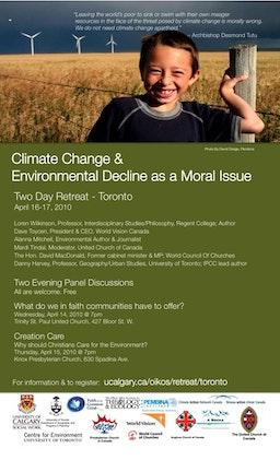 Explorer la dimension morale du changement climatique