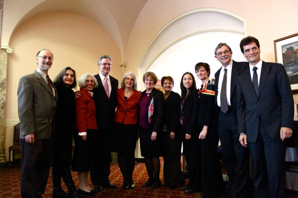 Fourth Interfaith National Breakfast held on Parliament Hill