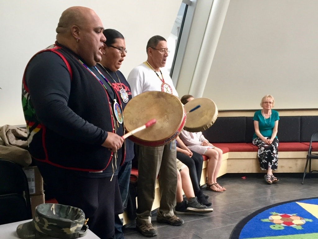 Book Launch on Stoney Nakoda First Nation highlights unity and justice