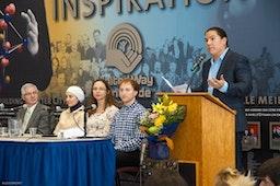 La Journée mondiale de la religion est célébrée à Ottawa