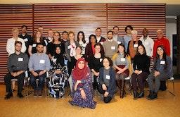 De jeunes bahá'ís prennent part au Projet multiconfessionnel nouvelle génération