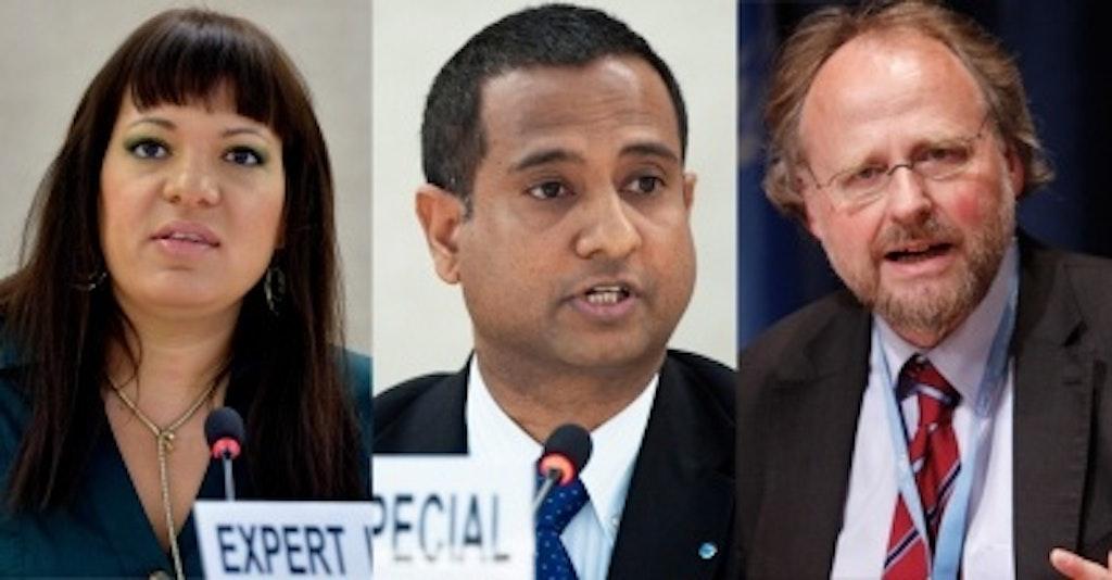 Three top UN human rights experts call for a halt to Shiraz cemetery destruction