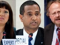 Trois experts renommés des droits de l'homme de l'ONU lancent un appel pour l'arrêt de la destruction du cimetière à Chiraz