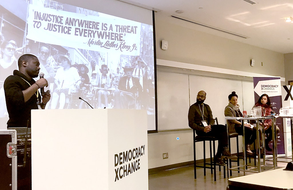 DemocracyXChange addresses the challenge of social change in an age polarization