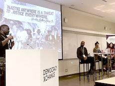 La conférence DemocracyXChange explore le défis du changement social durant la période polarisée actuelle