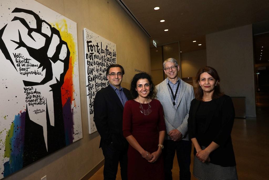 Le Musée canadien des droits de la personne organise une discussion sur l'Institut bahá'í d'enseignement supérieur