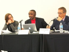 "Conference explores ""a new paradigm"" in international development"