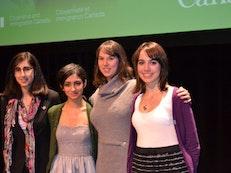 Ensemble, des jeunes de North Vancouver mènent un projet à bien