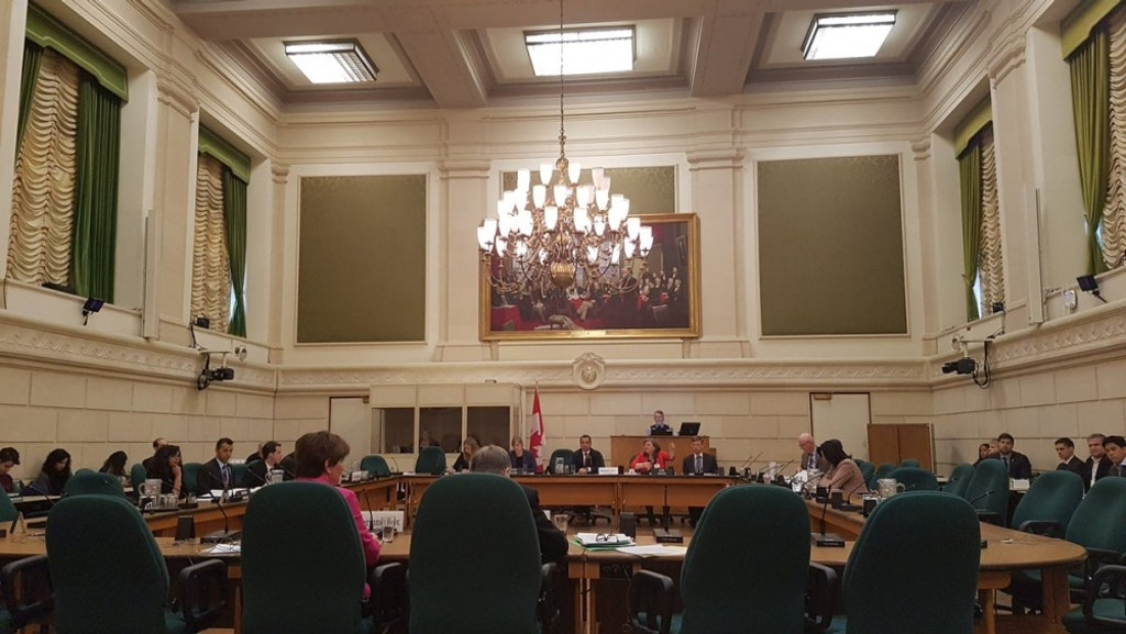 Parliamentary Subcommittee hears testimony on human rights in Iran