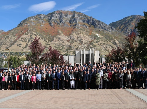 International Symposium explores human dignity and religious persecution