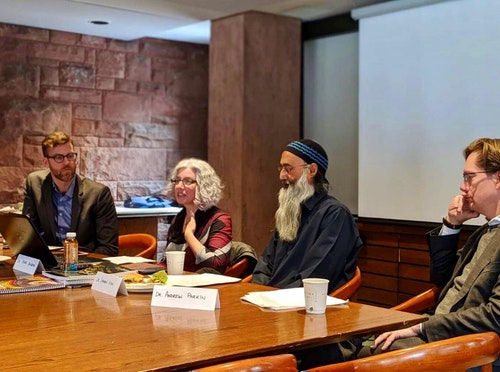Seminar examines religion and inclusion in Canadian society